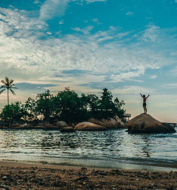 Endroit paradisiaque pour partir en colonie de vacance